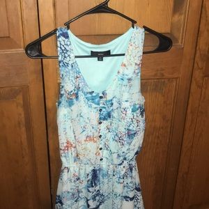 Target Mossimo high low dress